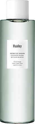 Huxley cleansing water_590