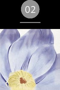 クレンジングフォーム;ディープクリーン、ディープモイスト ブルーロータスエキス