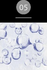 クレンジングウォーター;ビークリーン、ビーモイスト ヒアルロン酸